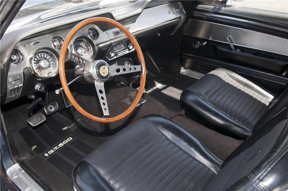 1967 Shelby Gt500 Fastback 137857