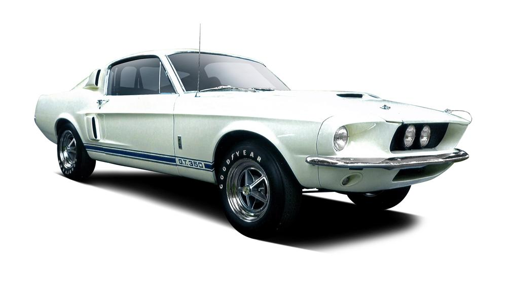 1967 SHELBY GT350 FASTBACK - Front 3/4 - 137865