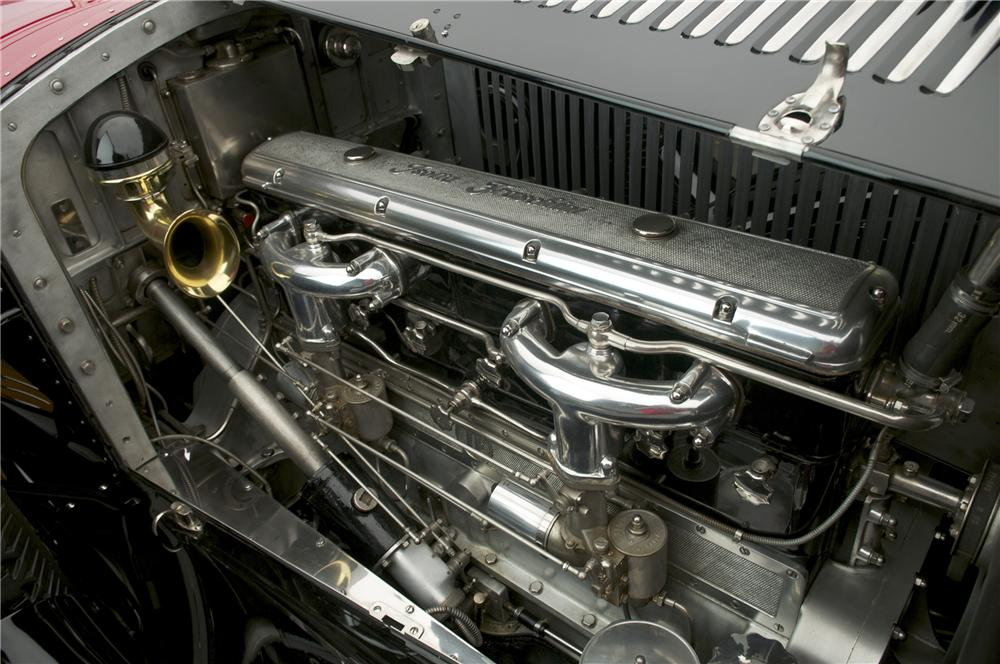 1925 ISOTTA FRASCHINI TIPO 8A S ROADSTER - Engine - 137870