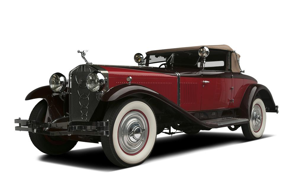 1929 ISOTTA FRASCHINI TIPO 8A SS CASTAGNA ROADSTER - Front 3/4 - 137877