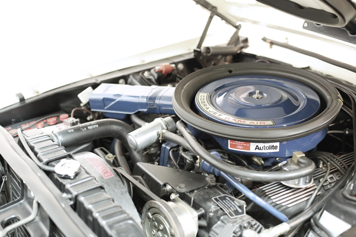 1968 SHELBY GT500 KR CONVERTIBLE - Engine - 137883