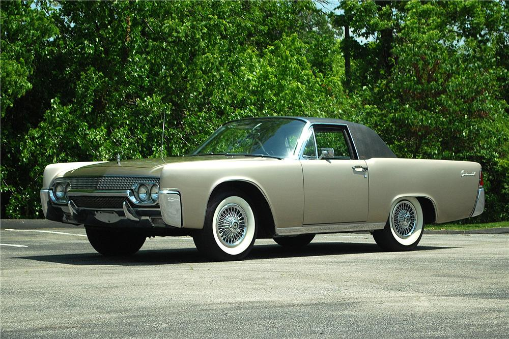 Shortened Cars >> 1962 LINCOLN CONTINENTAL CUSTOM COUPE - 137917