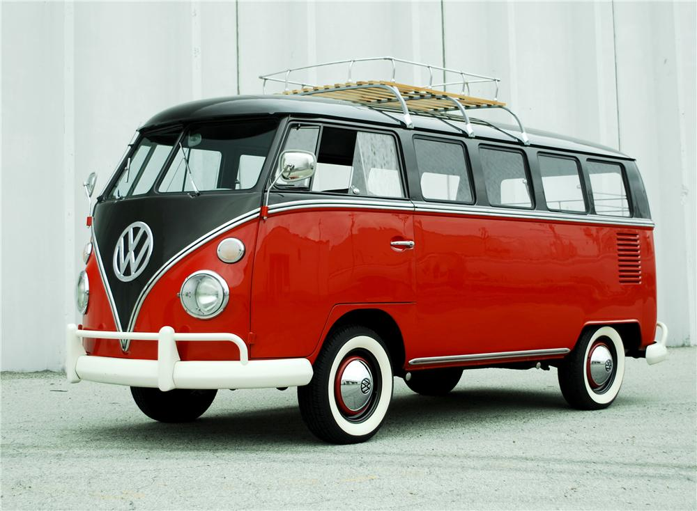 1965 VOLKSWAGEN TYPE II DELUXE MICRO BUS - Side Profile - 137918
