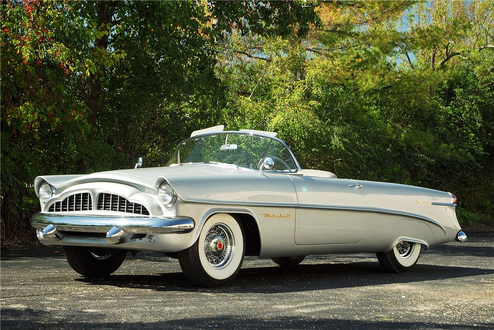 1954 PACKARD PANTHER CONVERTIBLE137921