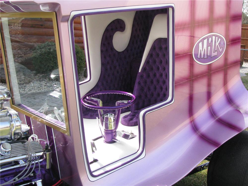 1965 CUSTOM BUILT MILK TRUCK - Interior - 137932