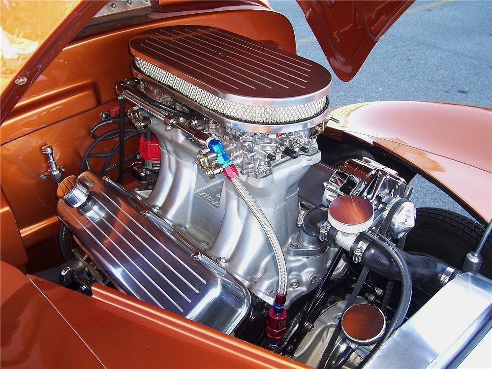 1941 WILLYS CUSTOM COUPE - Engine - 137935