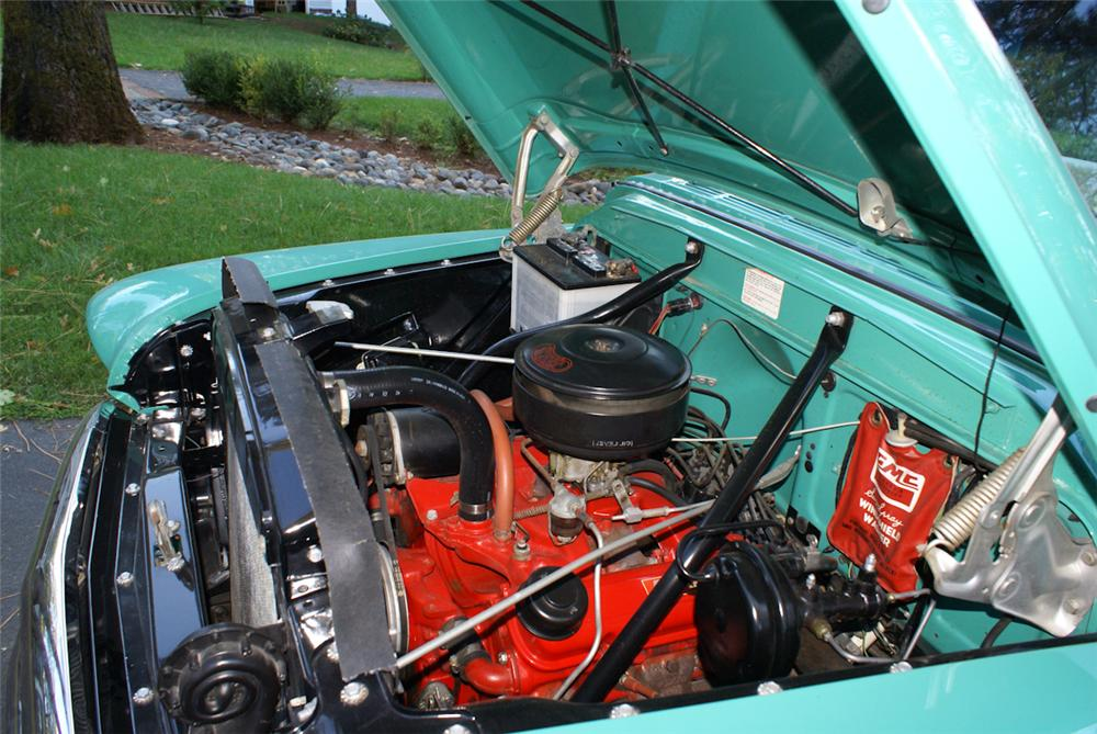 1956 GMC SUBURBAN PICKUP - Engine - 137937