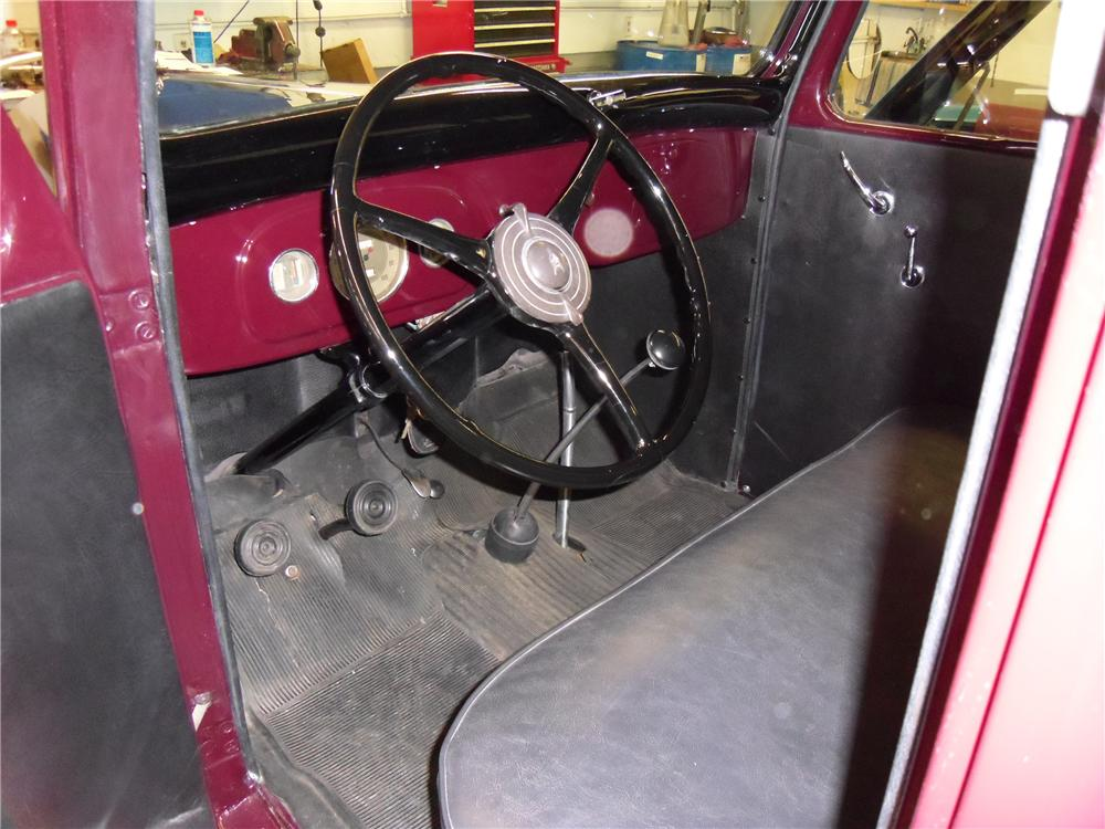1935 FORD PICKUP - Interior - 137967
