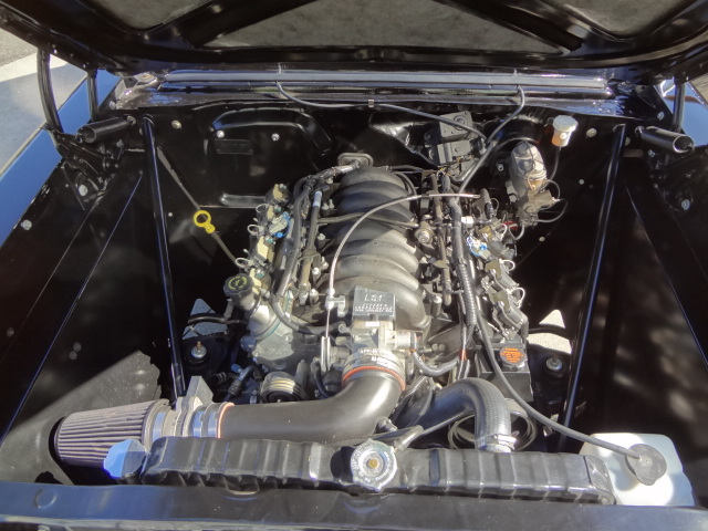 1967 CHEVROLET CHEVY II CUSTOM 2 DOOR - Engine - 137985