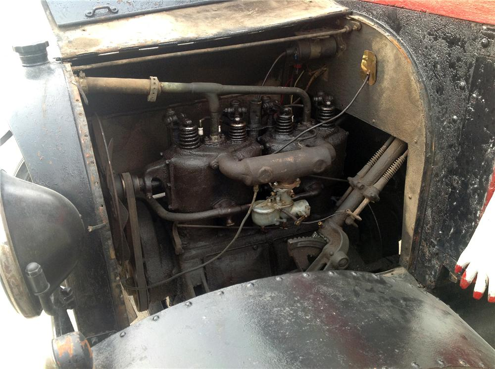 1919 REO SPEEDWAGON HOUSE CAR - Engine - 137988
