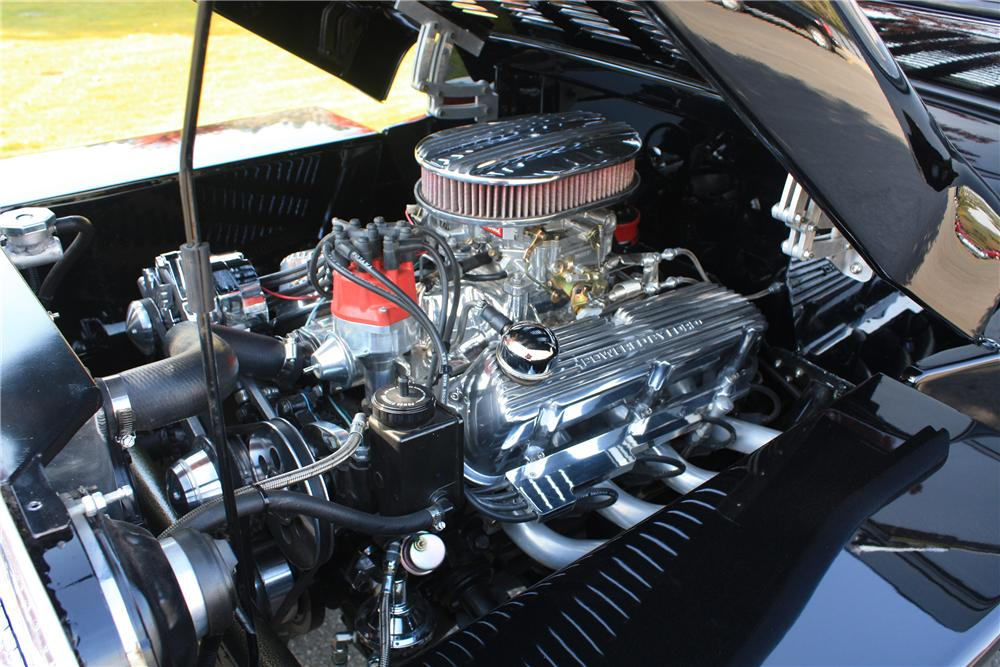 1947 WILLYS CJ2A CUSTOM - Engine - 137991