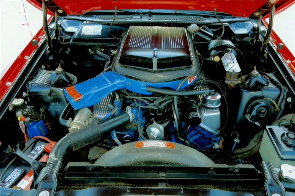 1970 FORD TORINO COBRA SCJ FASTBACK - Engine - 138059
