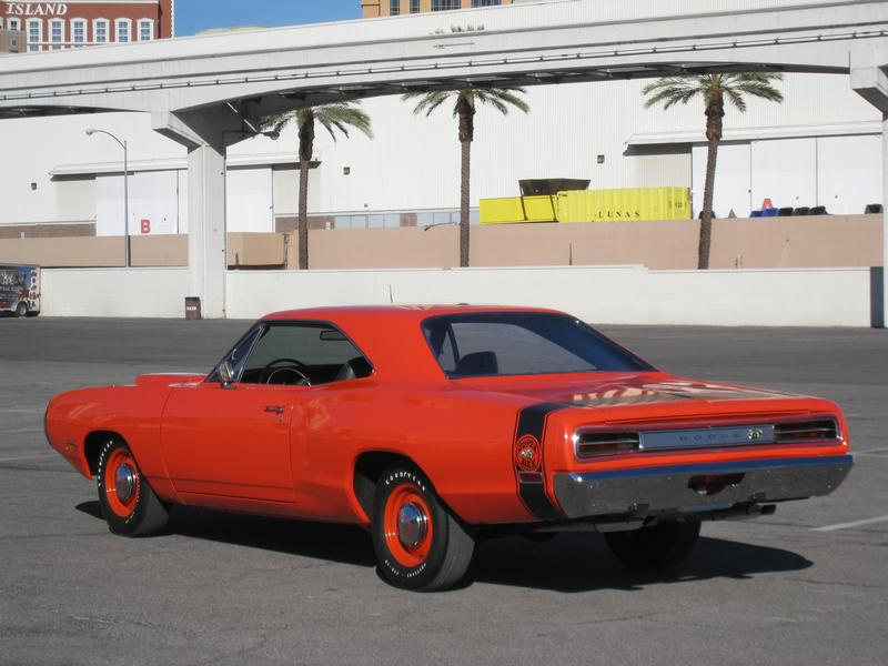 1970 DODGE SUPER BEE 2 DOOR HARDTOP - Rear 3/4 - 138066