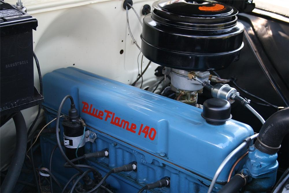 1955 CHEVROLET CAMEO PICKUP - Engine - 138112