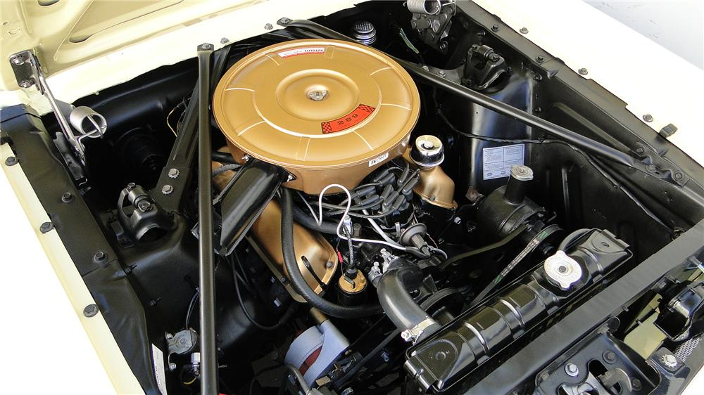 1965 Ford Mustang Convertible 138121
