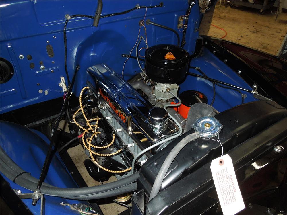 1952 CHEVROLET 3100 PICKUP - Engine - 138138
