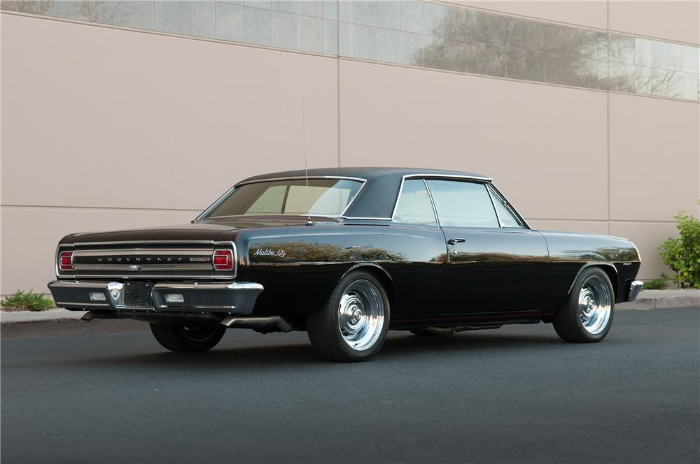 1965 chevrolet chevelle malibu ss custom 2 door coupe 138156. Black Bedroom Furniture Sets. Home Design Ideas