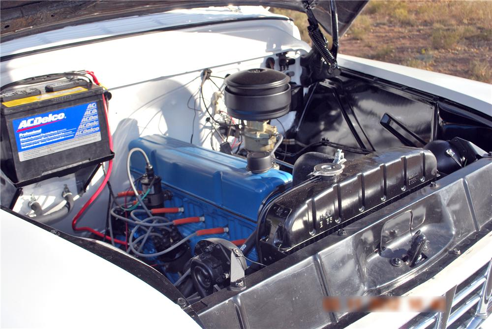 1955 CHEVROLET CAMEO PICKUP - Engine - 138179
