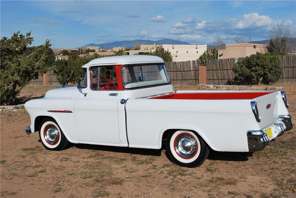 1955 Chevrolet Cameo Pickup 138179