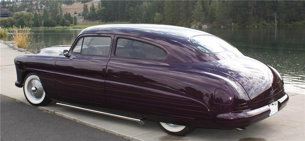1949 HUDSON CUSTOM 2 DOOR - Side Profile - 138212