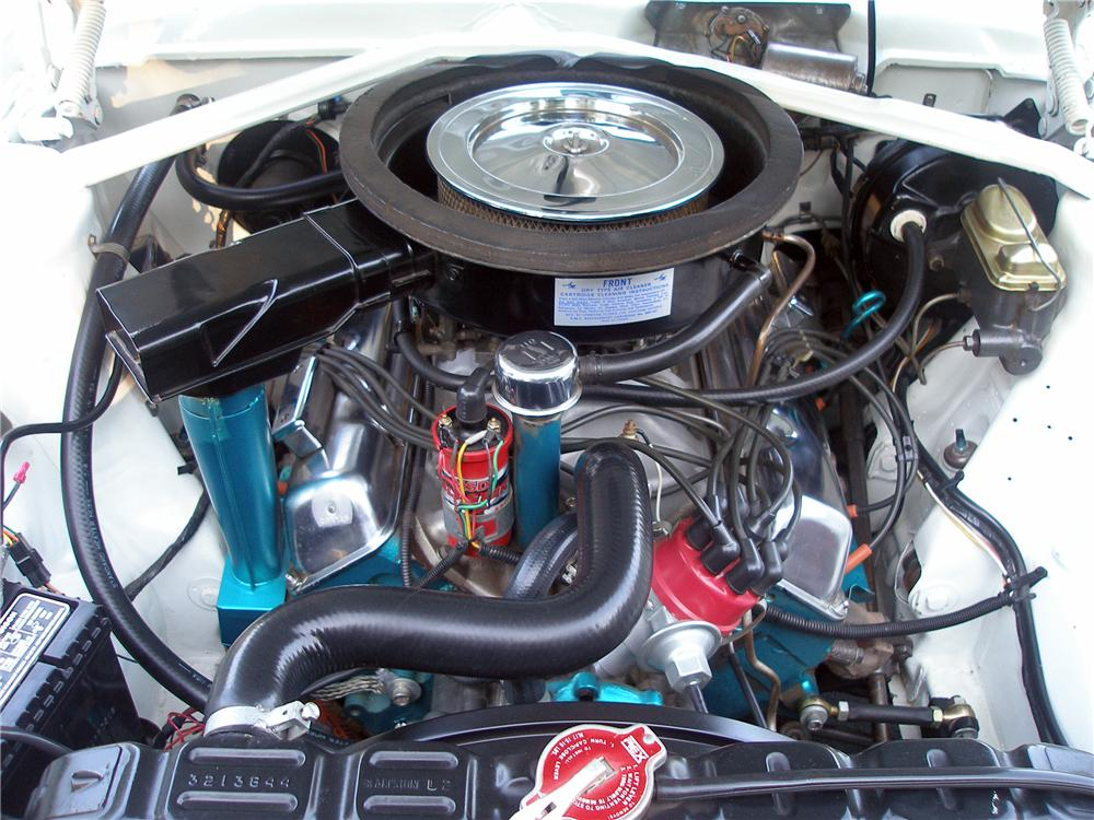 1969 AMERICAN MOTORS SC/RAMBLER 2 DOOR COUPE - Engine - 138215
