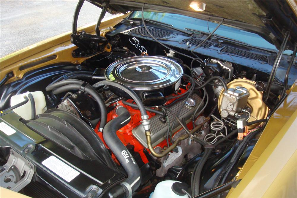 1974 CHEVROLET CAMARO Z/28 2 DOOR COUPE - Engine - 138226