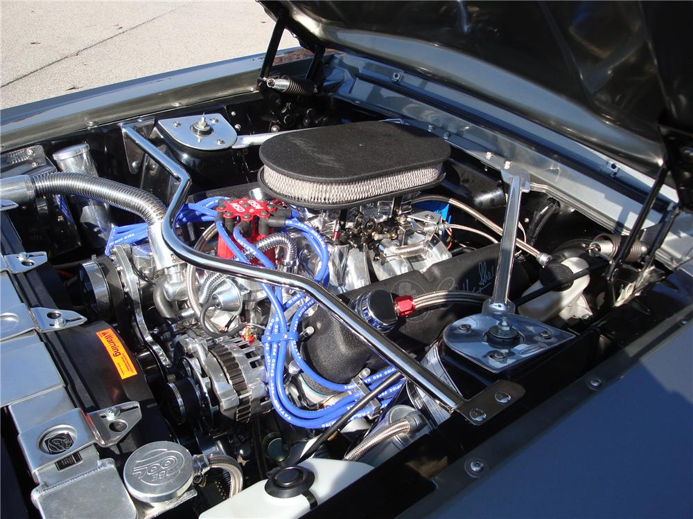 1967 SHELBY GT500C CONTINUATION FASTBACK - Engine - 138229