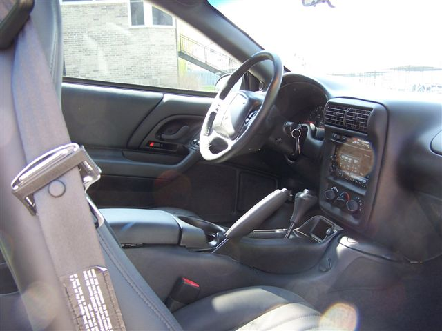2002 CHEVROLET CAMARO Z/28 RS 2 DOOR HARDTOP - Interior - 138262