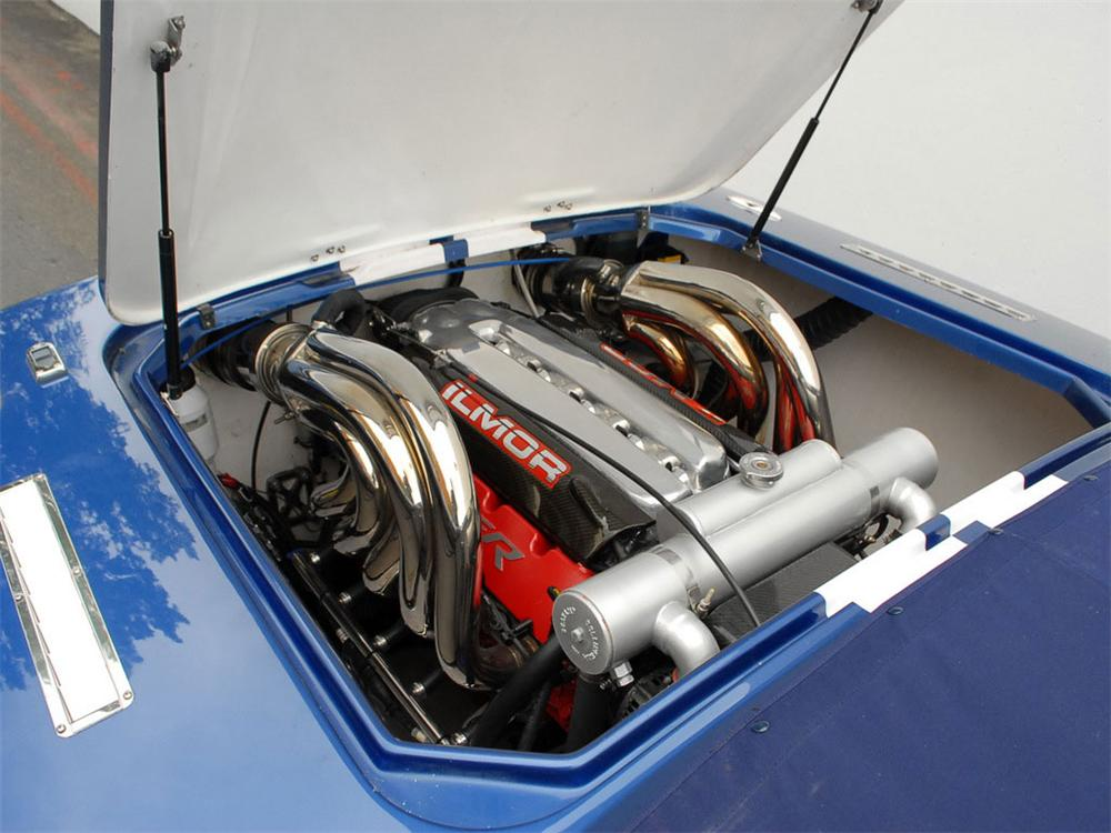 2007 DONZI 22 CLASSIC SHELBY GT BOAT - Engine - 138277