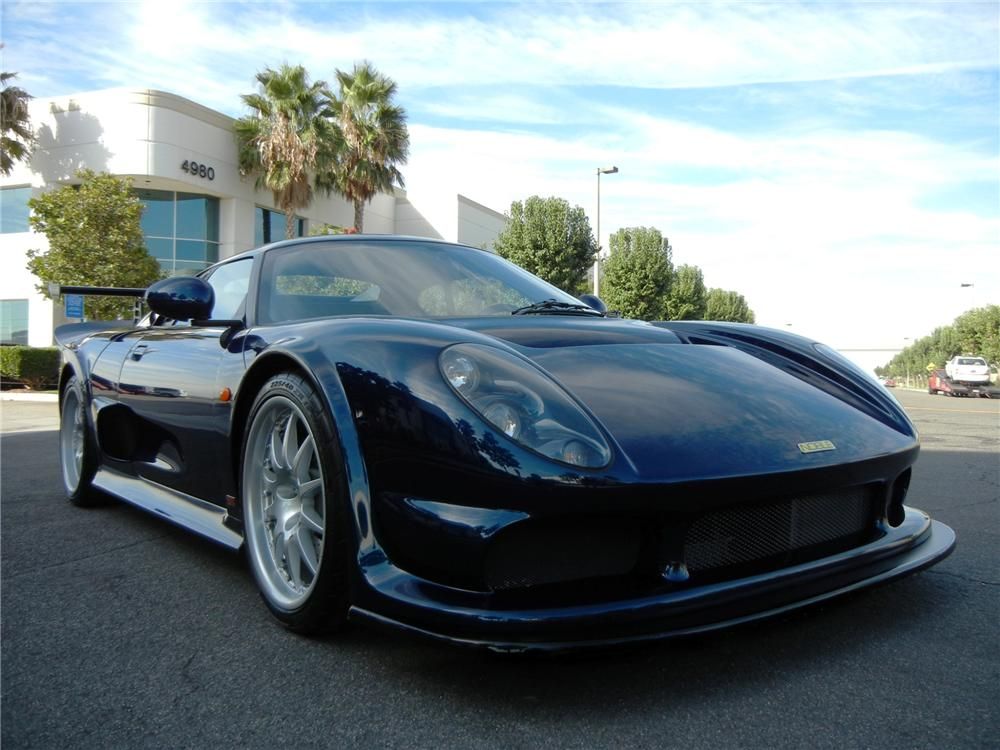 2006 NOBLE M400 2 DOOR COUPE - Front 3/4 - 138285