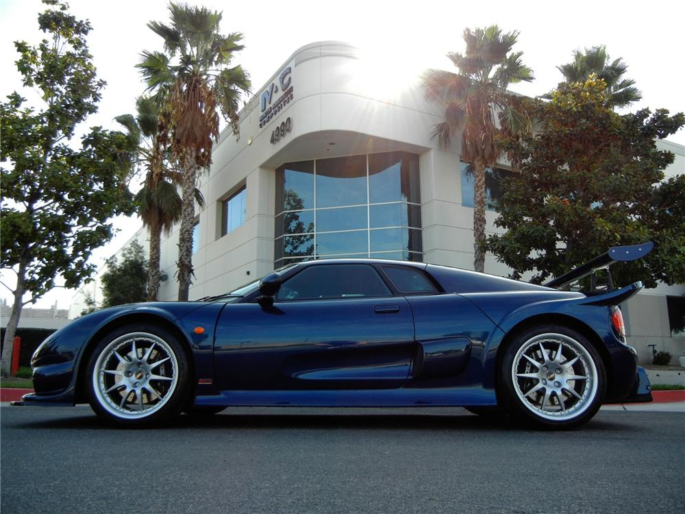 2006 NOBLE M400 2 DOOR COUPE - Side Profile - 138285