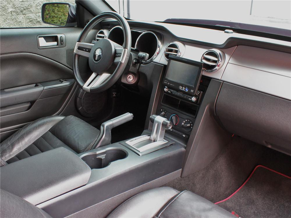 Ford Mustang Gt Custom Fastback Interior With Ford Mustang Interior