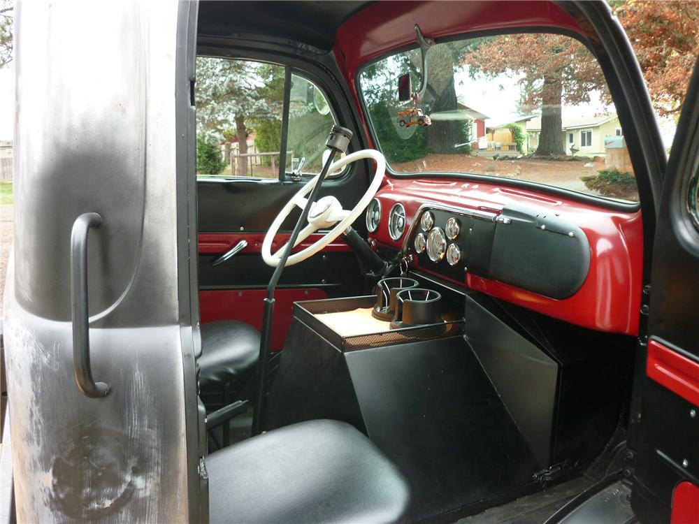 Interior Web together with Frint additionally Dodge Pilot House Truck  pletely Restored Mint Condition furthermore A Cb Dc Ca B C Ed Ff moreover Img. on 1949 dodge pickup truck