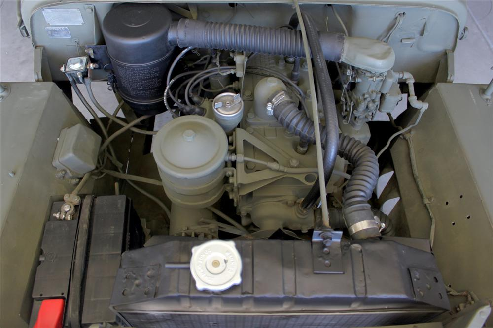 1946 WILLYS JEEP  - Engine - 138321