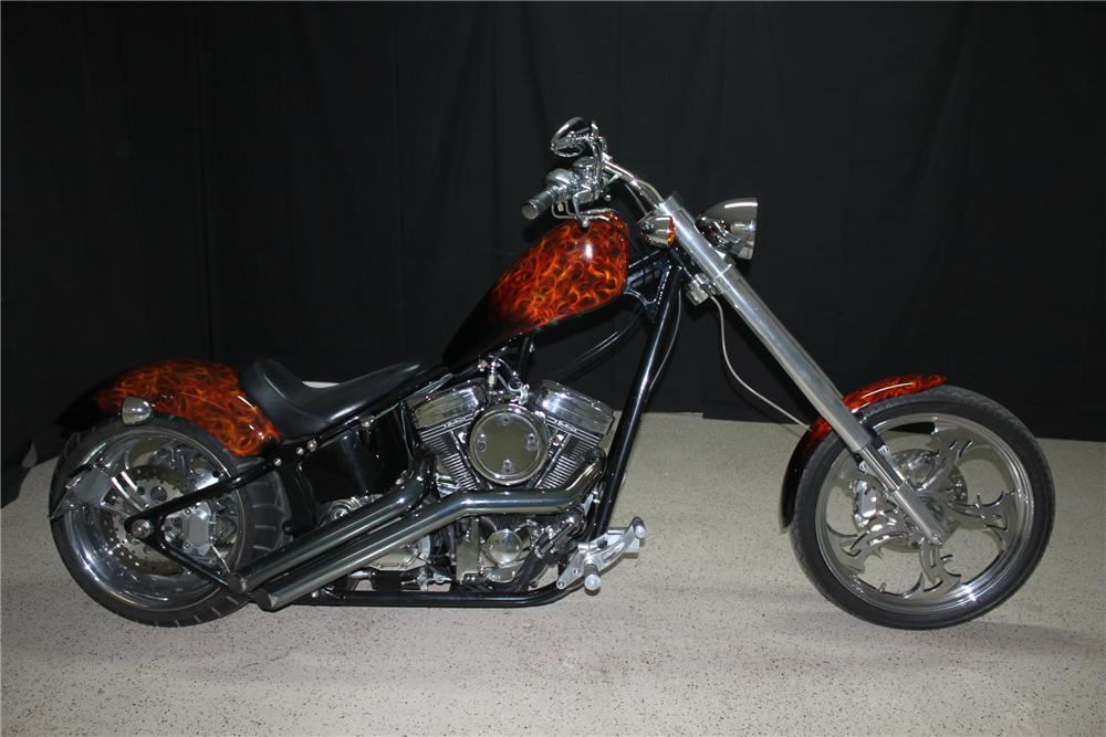 2004 SPECIAL CONSTRUCTION PRO-ONE MOTORCYCLE - Front 3/4 - 138323