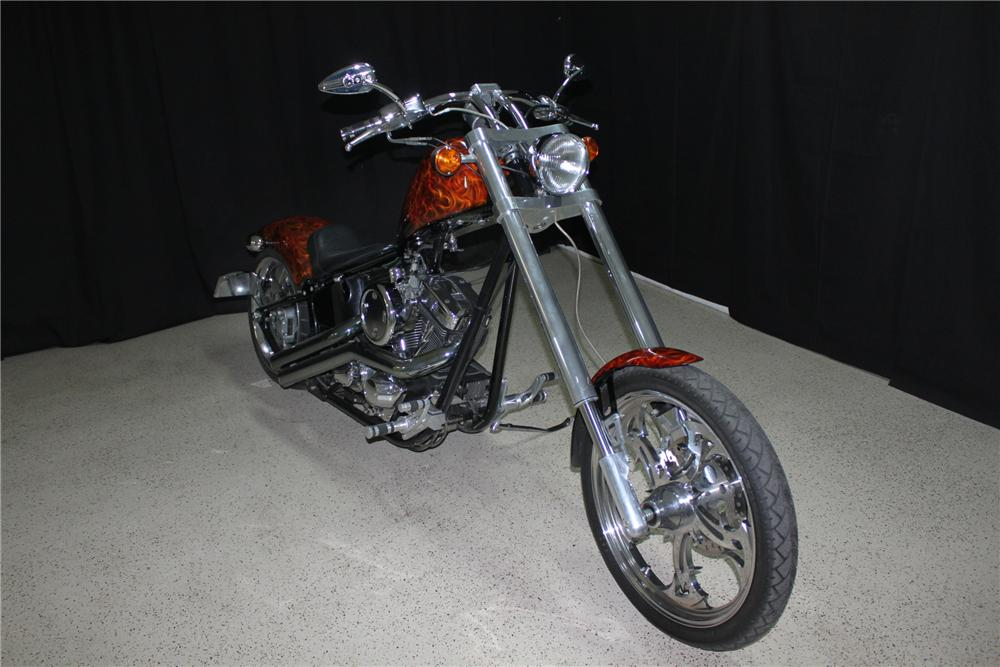2004 SPECIAL CONSTRUCTION PRO-ONE MOTORCYCLE - Side Profile - 138323