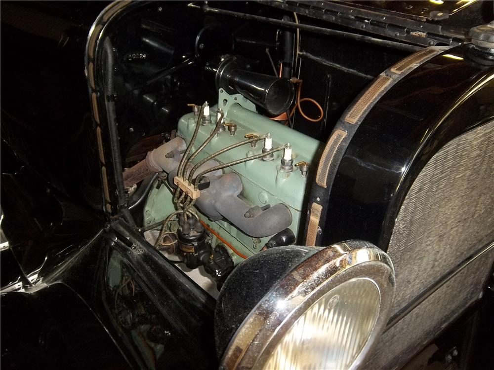 1923 DODGE 4 DOOR TOURING - Engine - 138333