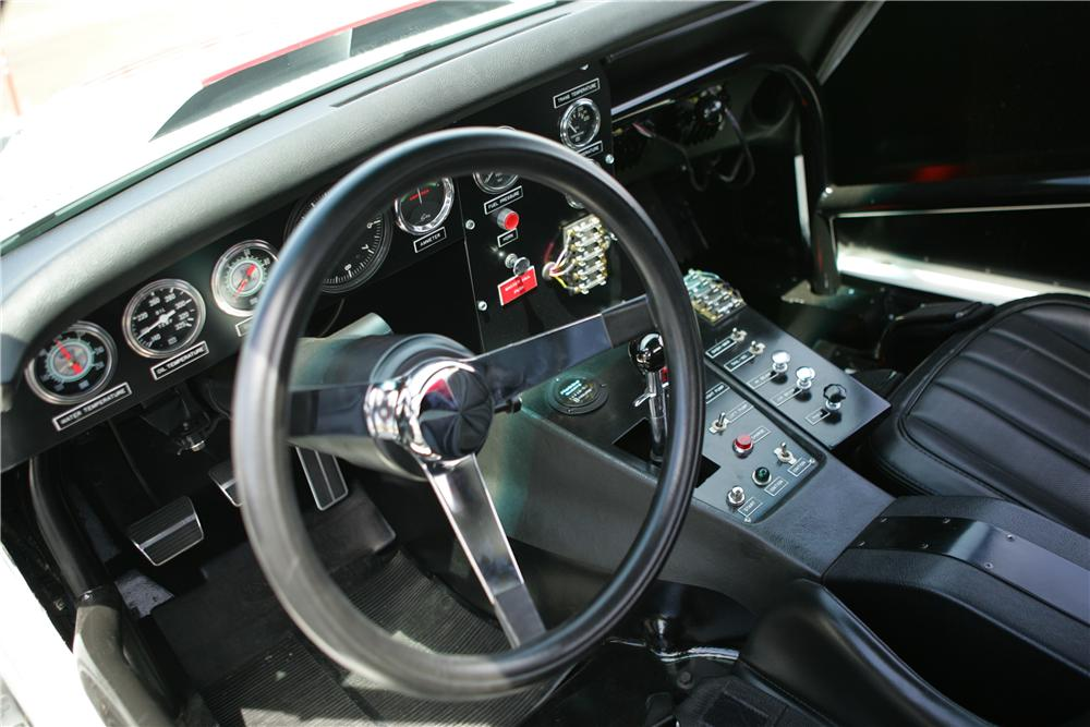 1968 chevrolet corvette l 88 owens corning racecar 138370. Black Bedroom Furniture Sets. Home Design Ideas