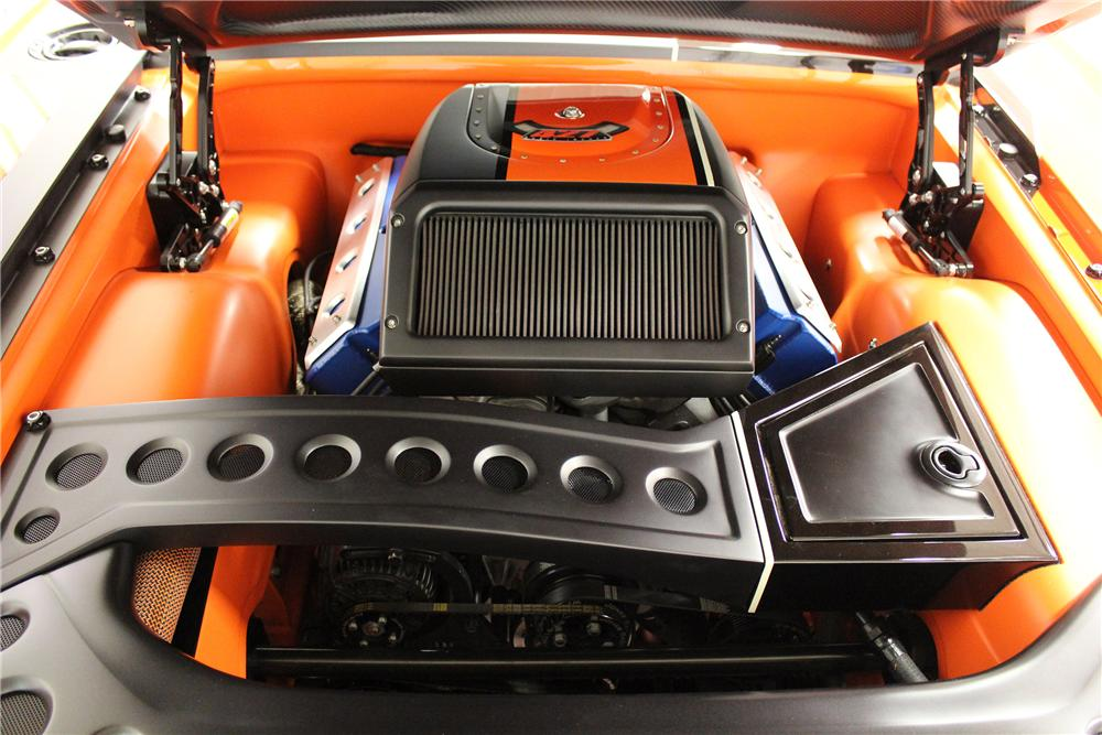 1965 FORD MUSTANG CUSTOM COUPE - Engine - 138386