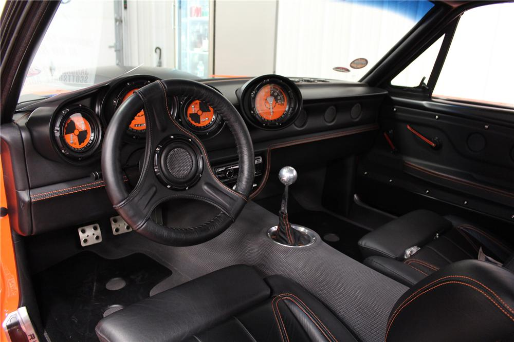 1965 FORD MUSTANG CUSTOM COUPE   Interior   138386 ...