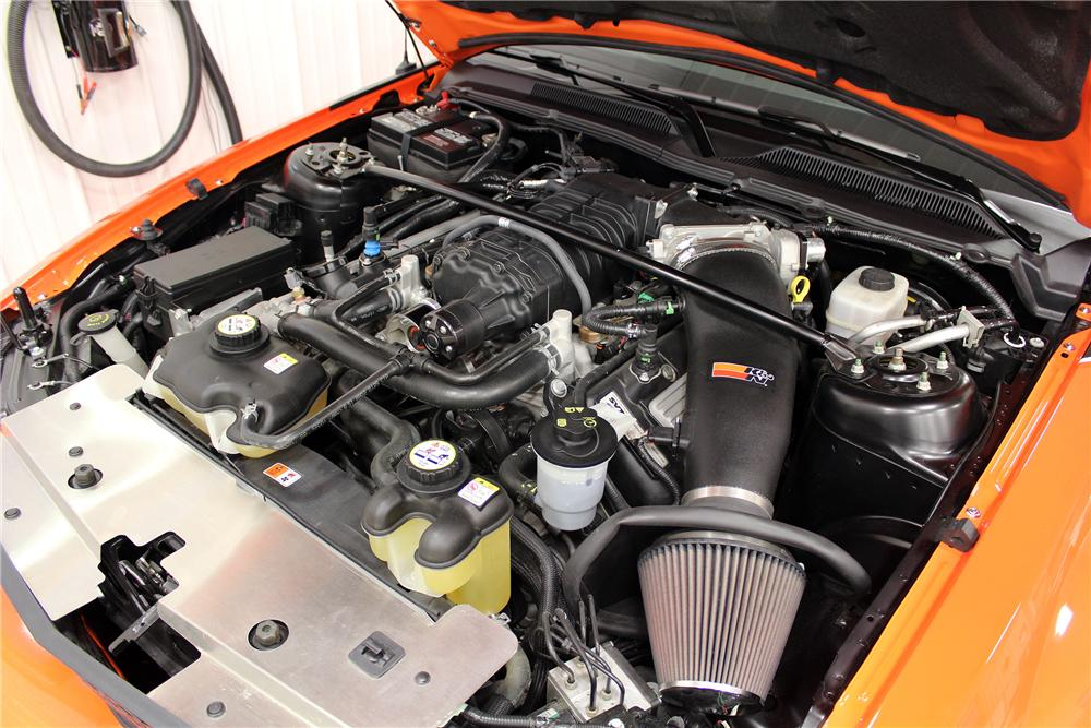 2007 SHELBY MUSTANG CUSTOM COUPE - Engine - 138387