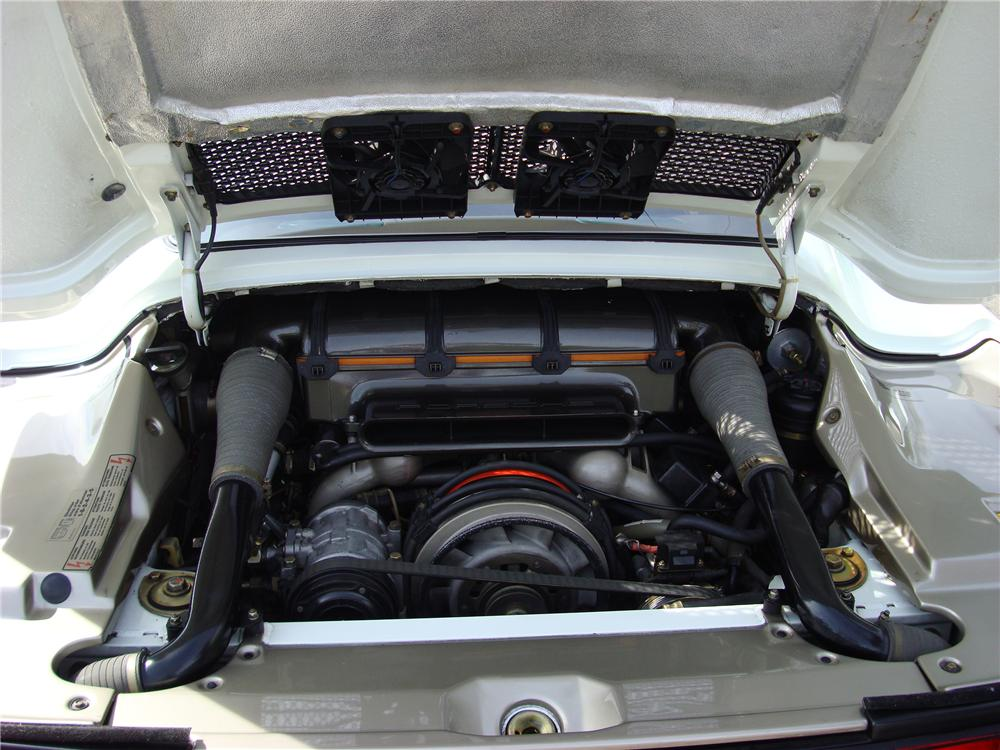 1986 PORSCHE 959 PROTOTYPE - Engine - 138389