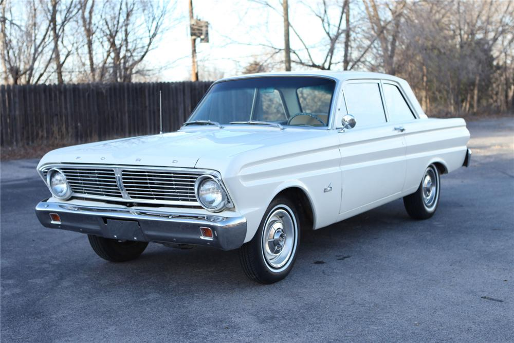 1965 FORD FALCON 2 DOOR HARDTOP  138410