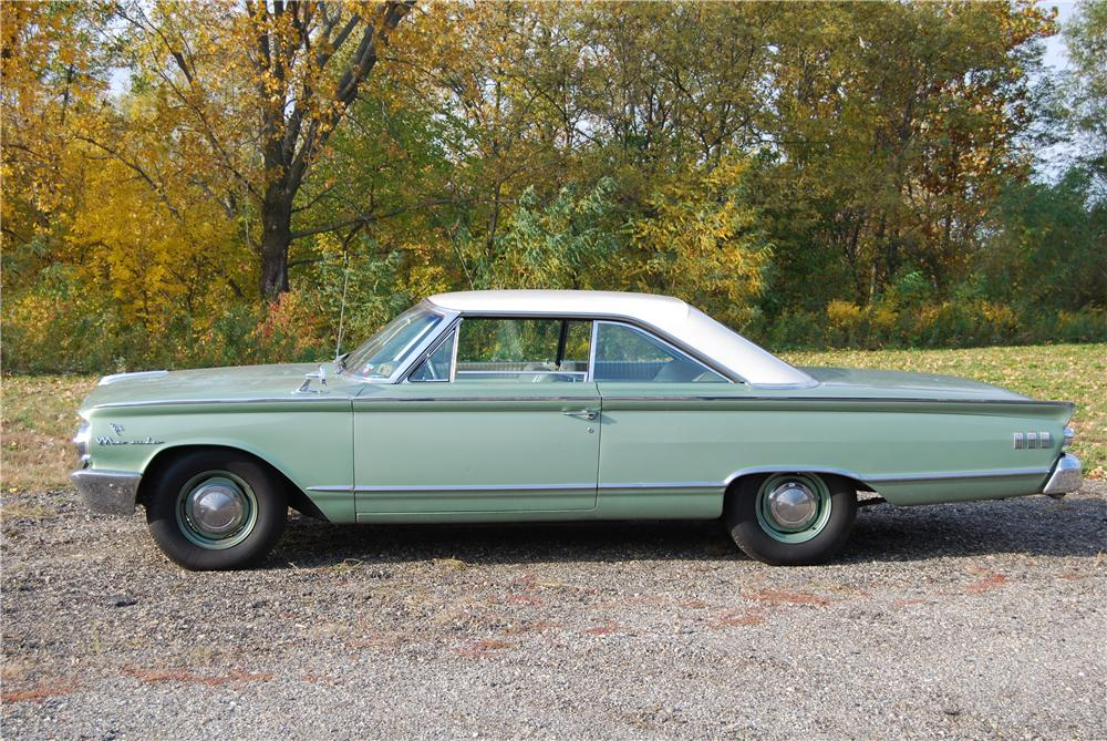 1963 MERCURY MARAUDER FASTBACK - Side Profile - 138436