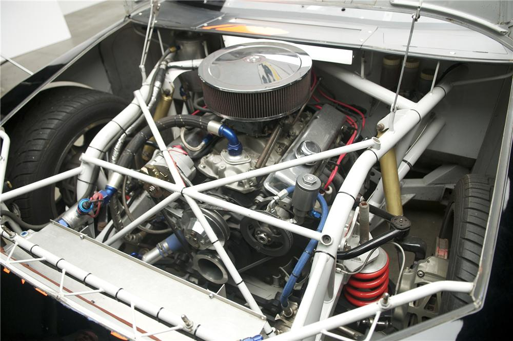 2009 REGENT SPEED ENERGY STREET LEGAL NASCAR - Engine - 138444