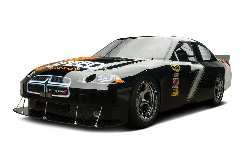 2009 REGENT SPEED ENERGY STREET LEGAL NASCAR - Front 3/4 - 138444