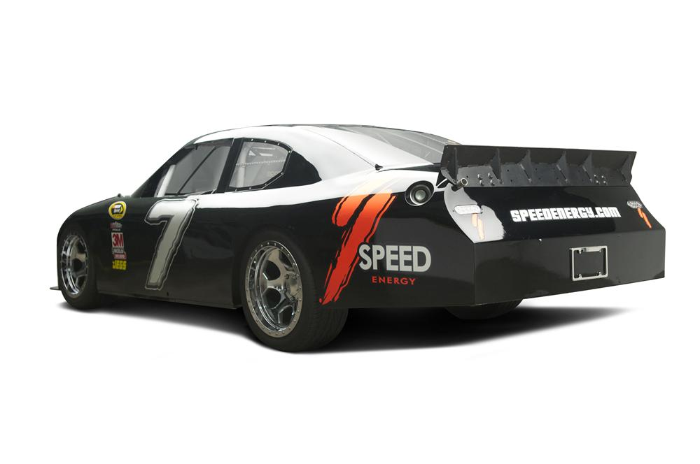 2009 REGENT SPEED ENERGY STREET LEGAL NASCAR - Rear 3/4 - 138444
