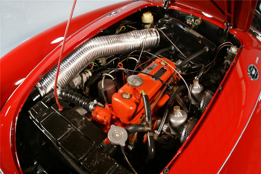 1960 MG A 1600 TOURER ROADSTER - Engine - 138455