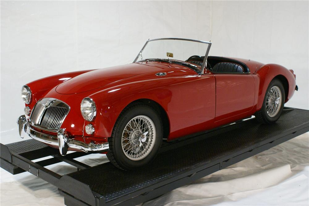 1960 MG A 1600 TOURER ROADSTER - Front 3/4 - 138455