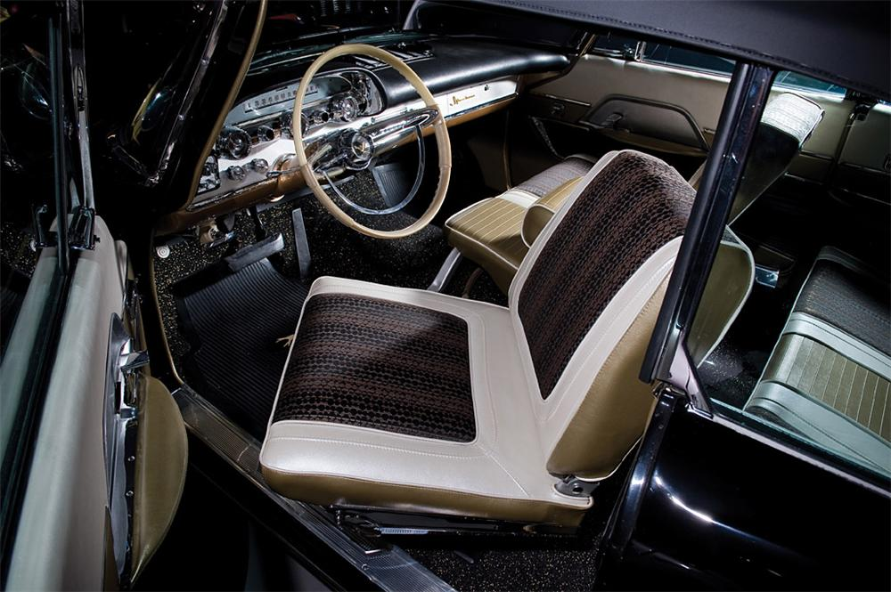 1959 DESOTO ADVENTURER SPORT COUPE - Interior - 138460